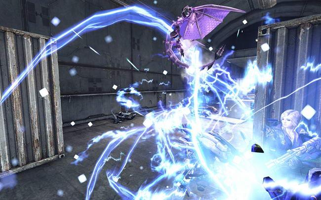 巨龙还拥有至今为止最炫酷的战斗特效,电流dot伤害输出的同时,还能在怪物周身四散电光火石,电流形态根据怪物命中时动态也各不相同。也就是说巨龙每一次输出,都能带给我们不一样的闪电特效,技惊四座。只有拥有后才能体验到它的与众不同。 目前新机友根据稀有程度,可通过黄金靶场、补给箱、游戏商城多种途径获得。一轮巨龙搜集热即将到来。 《全球使命2》 是全球最具人气的第三人称射击网游,游戏通过独特的射击网游副本战玩法, 创新的TPS塔防模式,以及纯机甲射击对战等诸多内容为玩家带来了与传统FPS游戏完全不同的游戏体验。