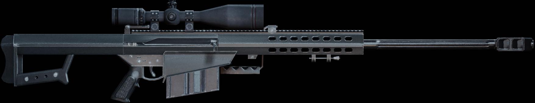 Barret M82(永久)