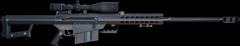巴雷特M82