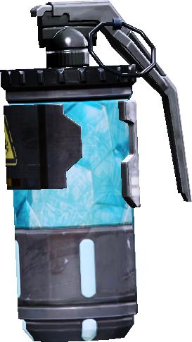 超能-窒息寒霜